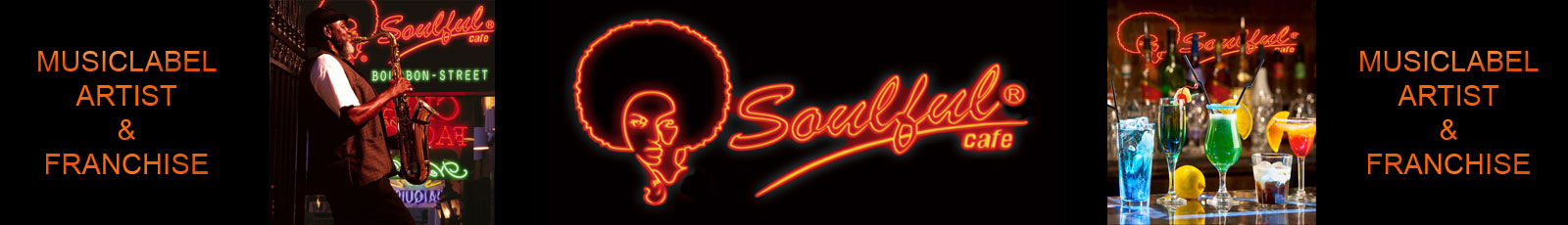 Soulful Cafe artist & musiclabel
